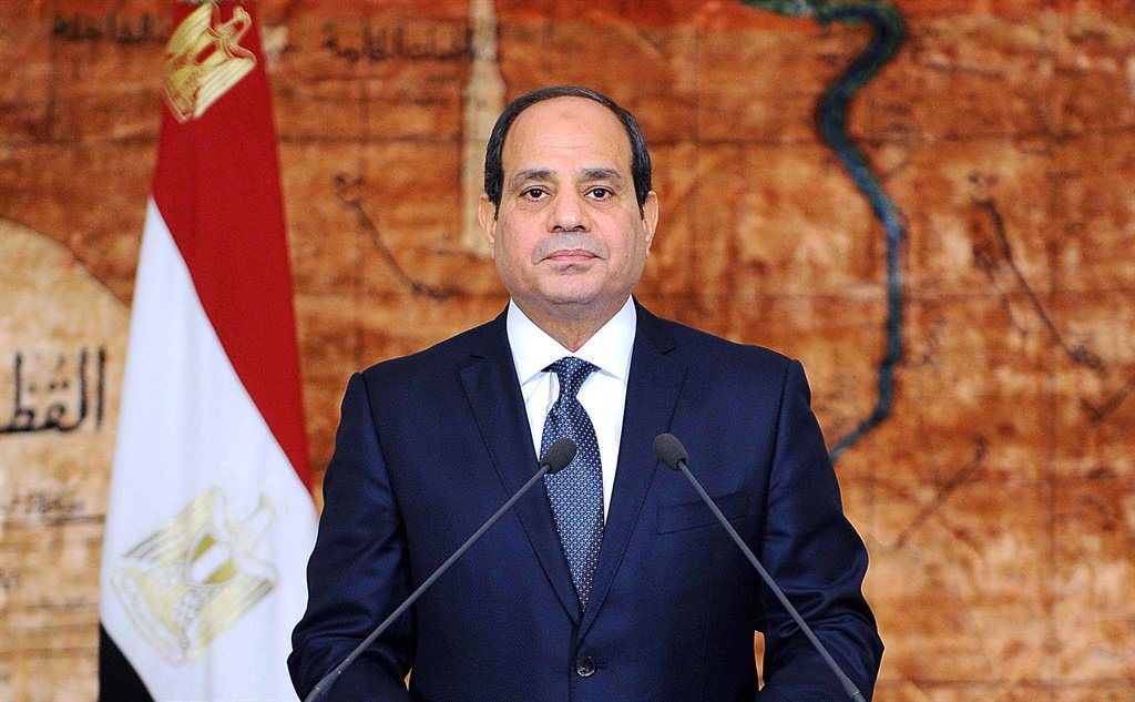 As Kagame steps down, Egypt takes helm at African Union