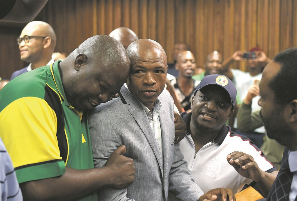 Supra Mahumapelo back in charge of ANC North West, for now